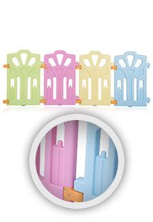 Pastellfarben-Zusatzpaket-fur-Laufgitte-Krabbelgitter-Kunststoff