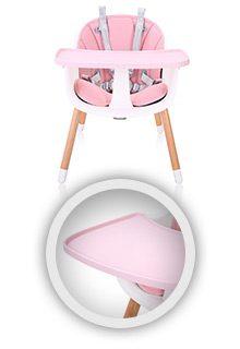 baby-vivo-hochstuhle-mit-tisch-retro-pink